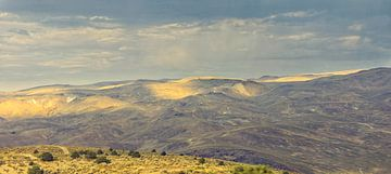 Nevada - kalifornische Grenze von Arjen van de Belt