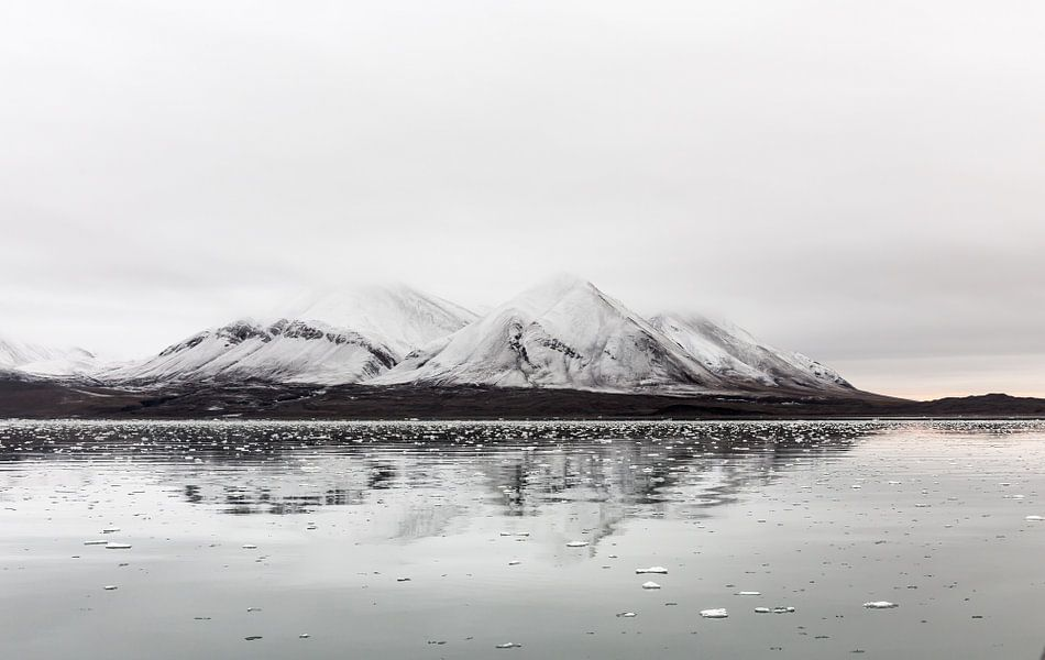 Spitsbergen-3 von Claudia van Zanten