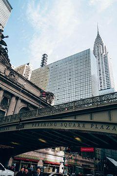 Grand Central New York von Camille Van den Heuvel
