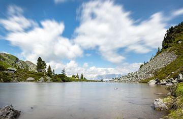 Miroir de lac à Schladming 1 sur
