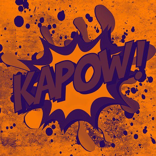 Kapow! sur PictureWork - Digital artist