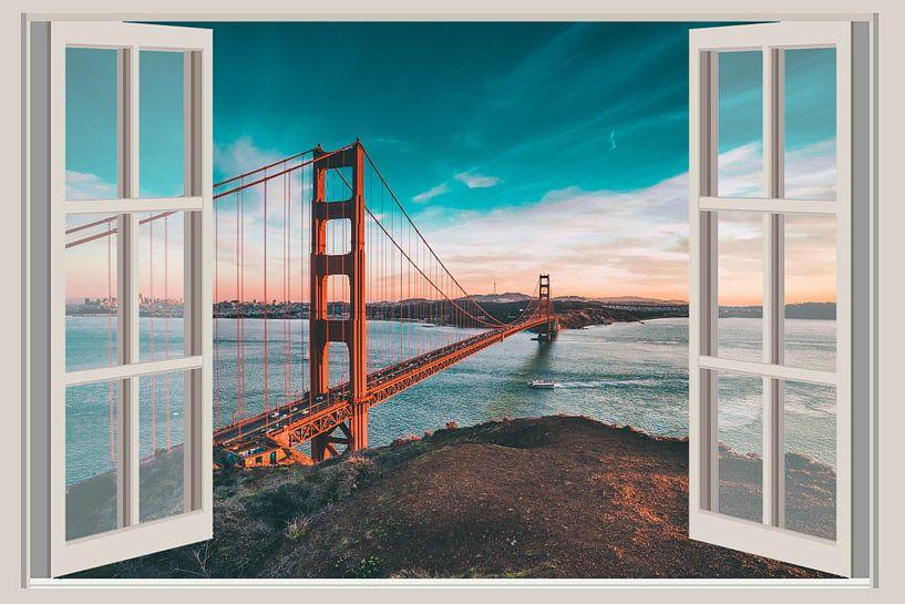 Golden Gate Hotel van Co Seijn