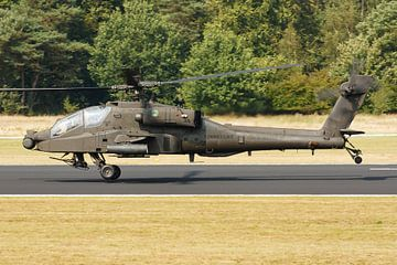 Königlich Niederländische Luftwaffe AH-64 Apache von Dirk Jan de Ridder