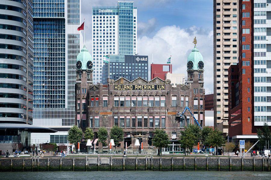 Hotel New York van Roel Dijkstra