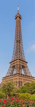 Idylle mitten in Paris | Panorama von Melanie Viola