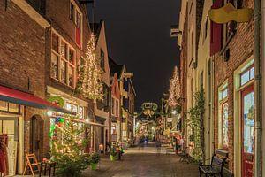 Bergkwartier Deventer kerstsfeer Dickens