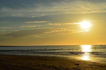 strand zeeland van Joke te Grotenhuis