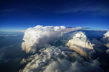 Gewitterflug von Denis Feiner