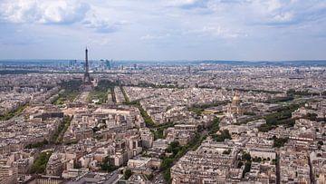 Panorama Parijs sur Christian de Leeuw