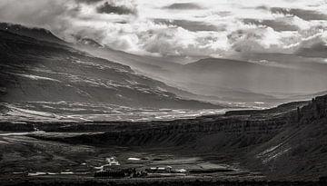 Valley iceland von Dave Verstappen
