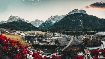 Panoramablick in das Fischleintal von Steffen Peters