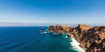 Ponta de Sao Lourenco auf Madeira von Werner Dieterich