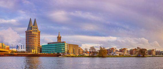 Skyline Roermond in de namiddagzon II