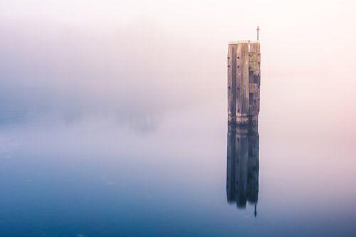 Onzichtbaar water von Bert Zuidweg