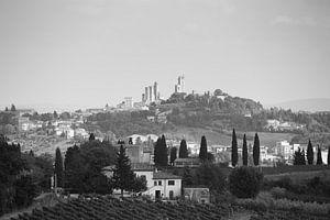 Skyline San Gimignano