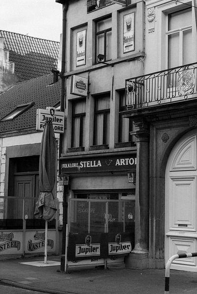 Vlaams Cafe van Jan Pott