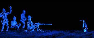 Oorlog von Jeroen Middelbeek