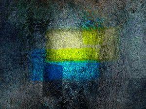 Abstractionisme van Agostino Lo Coco