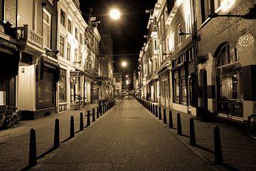 Amsterdam, Nieuwe Spiegelstraat  van GoWildGoNaturepictures