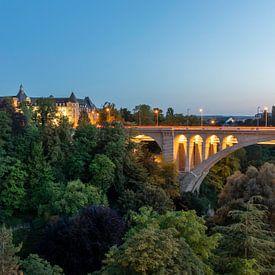Luxemburg city van John Ouds