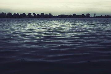 Meer bij avondlicht von Maik Keizer