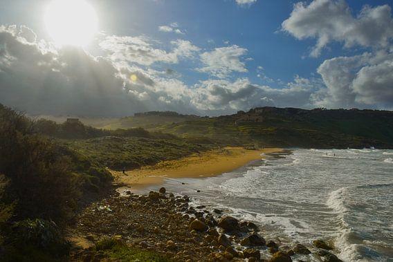 Strand van Gozo