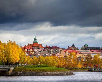 Östersund in Sweden van Hamperium Photography