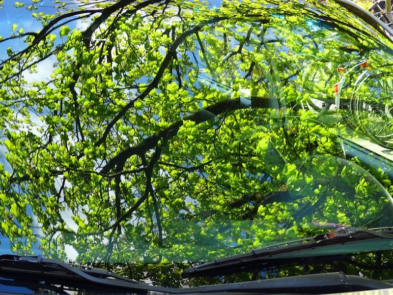Urban Reflections 75 van MoArt (Maurice Heuts)