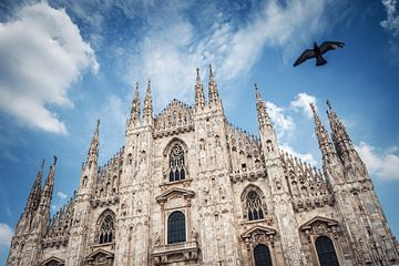 Milan Cathedral sur