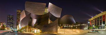Walt Disney Concertzaal van Keith Wilson Photography