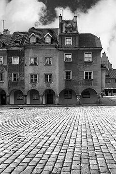 Krakau von Bert Burkhardt