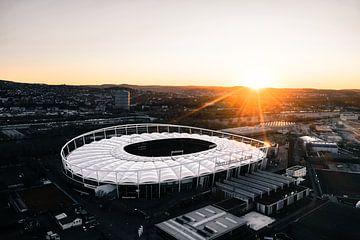 Vfb Stadion (Stuttgart) van Hussein Muo