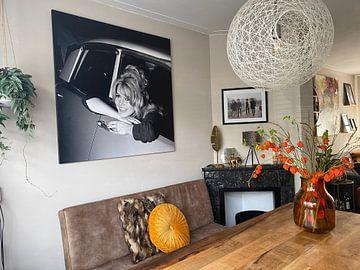 Photo de nos clients: Brigitte Bardot (1960) sur Bridgeman Images