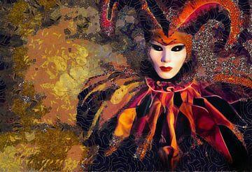 Masquerade van Jacky Gerritsen