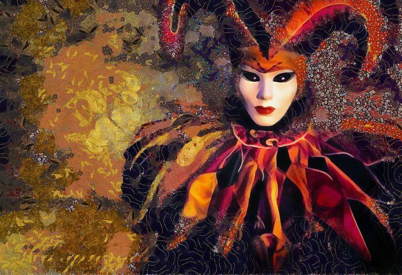 Masquerade van Jacky
