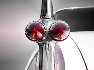 Amerikaanse klassieke auto's Deville 1959 van Beate Gube