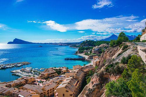 Costa Blanca  von Justin Travel