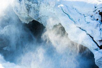 Brætt (IJslands voor: smelten) van Aisja Aalbers