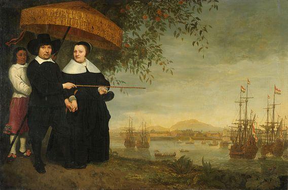 Een opperkoopman van de VOC, Aelbert Cuyp van Meesterlijcke Meesters