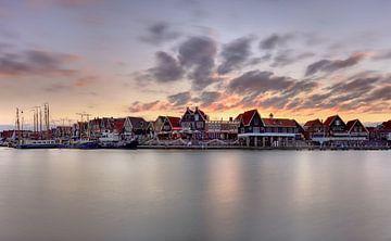 Hafen von Volendam von John Leeninga