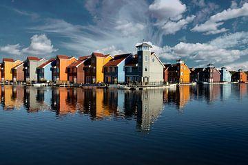 Reitdiephaven, Groningen van Gert Hilbink