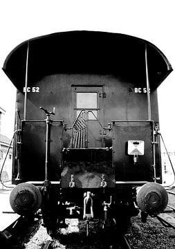 Wagon BC 52 sur Harry Kool
