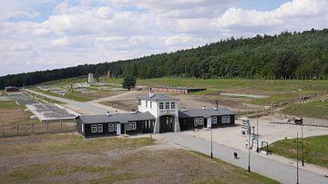 Concentratiekamp Gross-Rosen van Norbert Stellaard