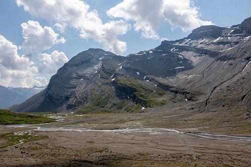 Uitzicht over het Lämmernplateau