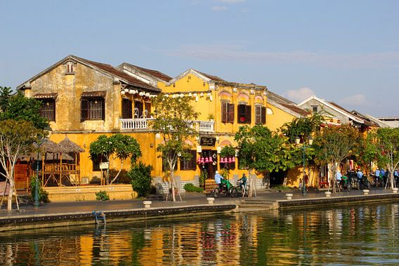 Koloniaal Hoi An, Vietnam