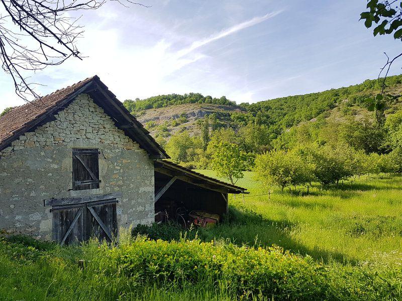 Frankrijk (2017), Dordogne van Harm Bosma