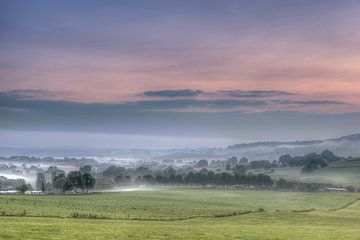 Morning Landscape sur Bart Vodderie