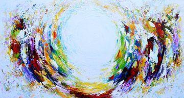 Circle Of Life van Gena Theheartofart