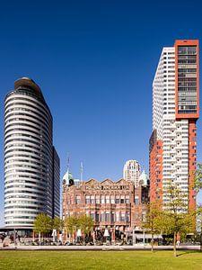 De kop van Zuid, Rotterdam
