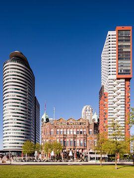 De Kop van Zuid, Rotterdam sur John Verbruggen